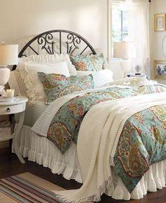 Bedroom Design Inspiration & Bedroom Décor Inspiration | Pottery Barn