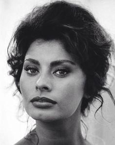 #actriz #cine Sophia Loren