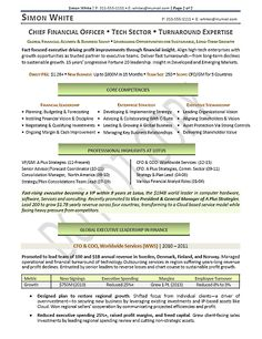 1000 images about resume sles on executive
