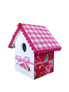 #decoratie #vogelhuisje #kinderkamer www.kids-ware.nl