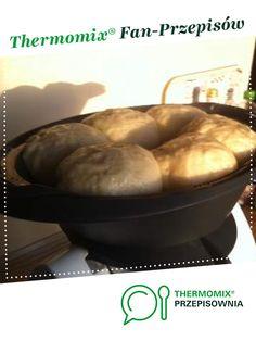Pyzy drożdżowe (poznańskie) jest to przepis stworzony przez użytkownika Nulka. Ten przepis na Thermomix<sup>®</sup> znajdziesz w kategorii Inne dania główne na www.przepisownia.pl, społeczności Thermomix<sup>®</sup>. Thermomix Recipes Healthy, Pierogi, Cooking, Food, Kitchen, Essen, Meals, Yemek, Brewing