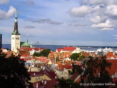 The Best Viewing Places in Tallinn