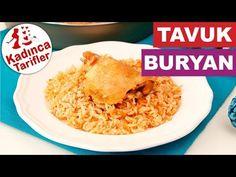 Tavuk Büryan Tarifi Videosu | Kadınca Tarifler | Kolay ve Nefis Yemek Tarifleri Sitesi
