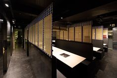 GENETO designs BBQ style restaurant in kyoto with a vernacular flair