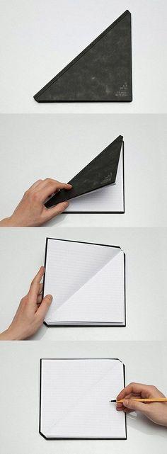 Este cuaderno. | 21 Productos minimalistas que te van a cachondear