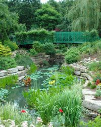 The 300-acre Overland Park Arboretum & Botanical Gardens was founded to keep the city at the forefront of environmental and ecological issues.