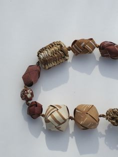 Basket beads2 by Joyce Hicks via Basketry Plus
