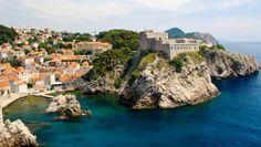 Dubrovnik Croatia Croatia Tourism, Adriatic Sea, Dubrovnik Croatia, Dream Vacations, Travel Destinations, Beautiful Pictures, River, World, City People