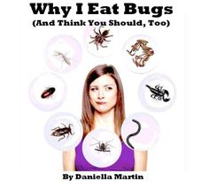 Girl Meets Bug - blog about eating insects