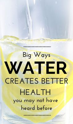 Tap here for 5 BIG reasons plenty of water is critical to feel and look your best that you may not have heard before. Learn safe water bottle choices, how much to drink each day and much more!