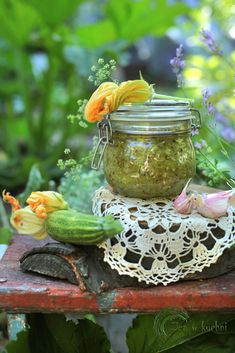 Kimchi, Preserves, Pickles, Food, Home Decor, Xmas, Canning, Preserve, Decoration Home