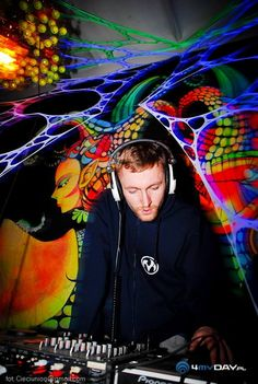 "Ochen – Founder and member of psytrance collective – ""Leśna Szajka"" from Poland. He has made appearances at the biggest Polish psytrance events and visits"