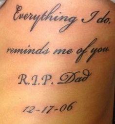 Tattoo Quotes, Father, Tattoos, Pai, Tatuajes, Tattoo, Dads, Tattos, Inspiration Tattoos