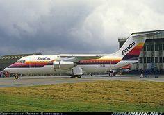British Aerospace BAe-146-200A aircraft picture