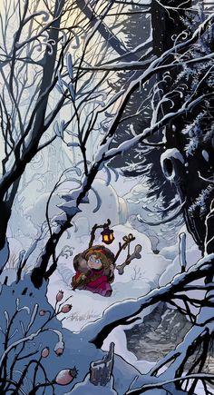 The Art Of Animation, Noë MONIN - http://www.sepiablog.com