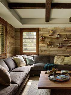 Carney Logan Burke Architects, Jackson, WY. Cynthia Harms...