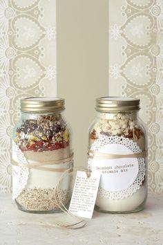 Jar recipes.