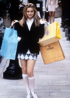 Cher's style in Clueless is timeless.