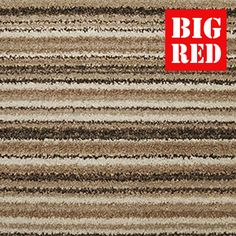 Pinstripe Cocoa | Contract: Abingdon Flooring - Best prices in the UK from The Big Red Carpet Company