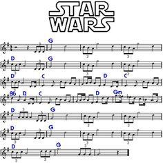A famosa musica do star wars agora em suas mãos!!! ____________________________________________________________...
