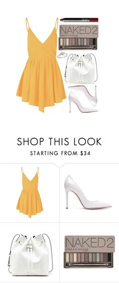 """""""Untitled #798"""" by kendalcanswim ❤ liked on Polyvore featuring Glamorous, Gianvito Rossi, Sole Society, Urban Decay, NARS Cosmetics, women's clothing, women's fashion, women, female and woman"""