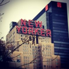 Living like a New Yorker by mathla