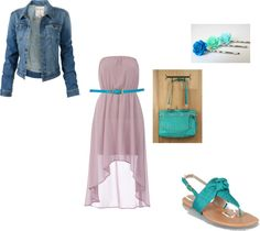 """""""Back to school outfit #4"""" by rainey224 on Polyvore"""