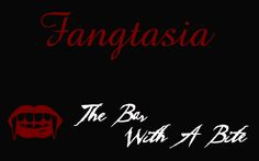 I made this after reading the Southern Vampire Series from Charlaine Harris. Brush courtesy of: [link] Fangtasia Vampire Series, Deviantart, Reading, Movies, Movie Posters, Films, Film Poster, Reading Books, Cinema