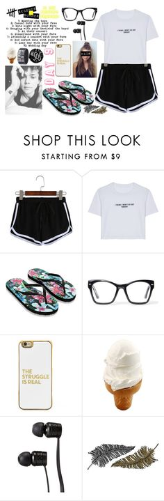 """""""Lazy Day wish Ashton// Day 9"""" by fashiongirlxcx ❤ liked on Polyvore featuring WithChic, Accessorize, Spitfire, BaubleBar, Vans, Paperself, music, LazyDay, 5sos and ashtonirwin"""