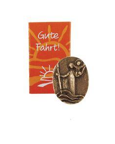 Namenstag Richard 8 x 6 cm Bronzeplakette Bronzerelief Wandbild Schutzpatron