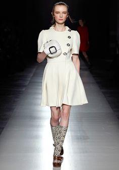 Prada Fall 2011 RTW - Review - Vogue