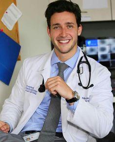Dr Mikhail Varshavski aka Dr Mike ready for action