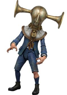 The Boys of Silence Figure by NECA - Irrational games/Bioshock Infinite