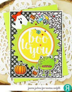 A Kept Life: Reverse Confetti October Blog Hop!