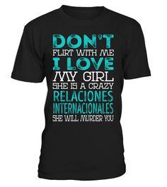 Relaciones Internacionales - Crazy Girl #RelacionesInternacionales