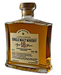 Sonnenschiener - German Single Malt Whiskey