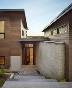 Rethinking Natural Wood Siding | A House By The Park