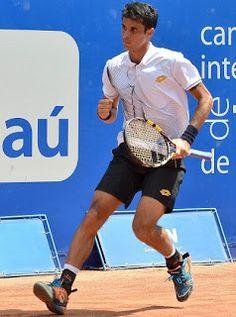 Blog Esportivo do Suíço:  Rogerinho derruba favorito, Monteiro se despede em Buenos Aires