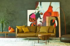 Sofas | Seating | Gentry | Moroso | Patricia Urquiola. Check it out on Architonic