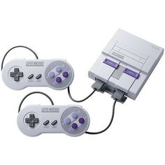 """ad:"" *AUTHENTIC* Genuine Super Nintendo SNES Super NES Classic Mini Edition FAST SHIP"