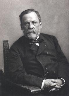 Félix Nadar, Louis Pasteur