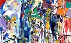 Moda a la Pollock