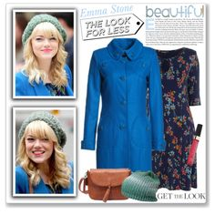 How To Wear Emma Stone Look for Less Outfit Idea 2017 - Fashion Trends Ready To Wear For Plus Size, Curvy Women Over 20, 30, 40, 50