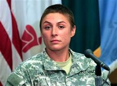 1st Lt. Shaye Haver, from Texas, a West  Point Graduate and an Apache attack helicopter pilot stationed at Fort Carson, Colorado, said she plans to stick with aviation. Haver made military history 8/21/15 as one of two females to become an elite Army Ranger.