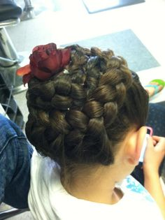 A different take on french Braiding!