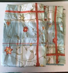 Better Homes And Gardens Posies Amp Plaid Comforter Set