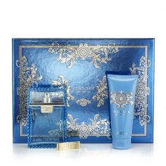 Man Eau Fraiche Set for Men by Versace