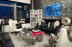 Most Expenive Living Room Designs | #baselshows #basel #designshows #design #mostexpensive #livingroom #livingroomdesign | http://www.baselshows.com/ @bocadolobo