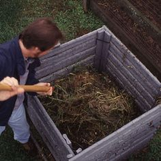 five easy steps: Making compost is probably the single most important thing you can do for your organic garden. The success of your garden depends on the soil, and the health of your soil depends on the compost you give it.