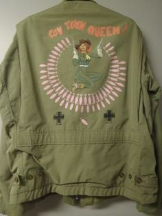 special military jacket